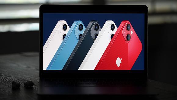 Apple lanzó al mercado el nuevo iPhone 13 y otros productos. (Foto: AP)