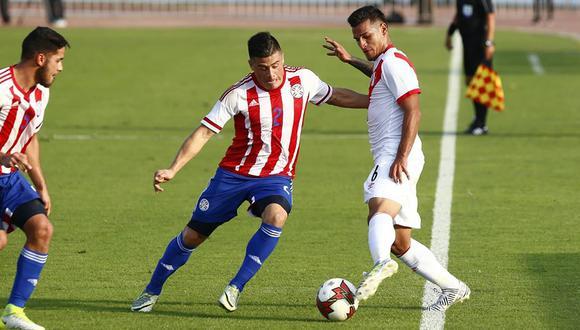 La selección peruana volverá a enfrentar a Paraguay en un amistoso internacional. (Foto: GEC)