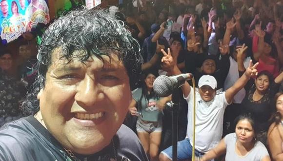 Toño Centella se pronunció en redes sociales, luego que se señaló que el cantante ofreció un concierto privado en pleno estado de emergencia. (Foto referencial: Facebook oficial)