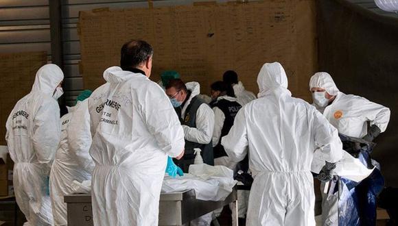 Germanwings: Aíslan 78 muestras de ADN del lugar de la tragedia