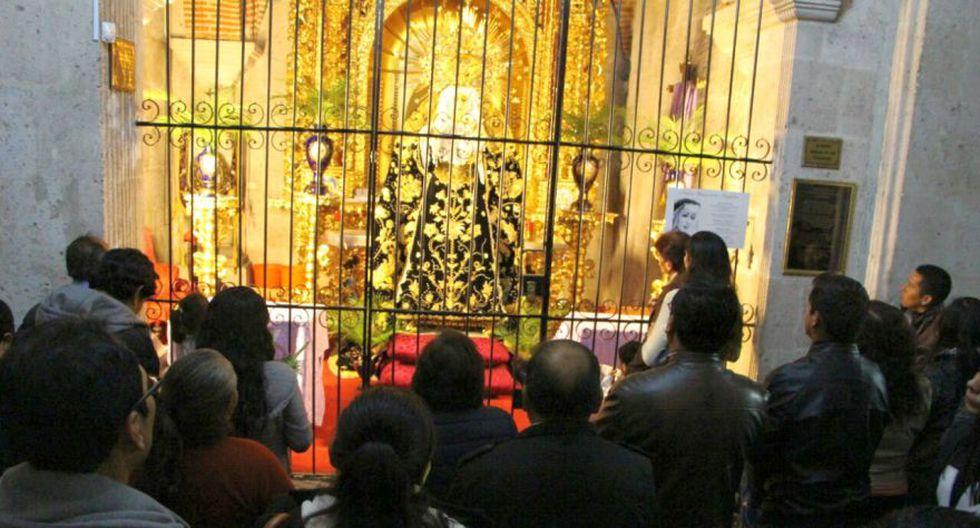 Arequipa: fieles recorrieron templos del Centro Histórico - 5