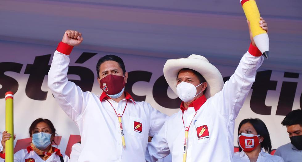 Los antecedentes de Vladimir Cerrón fueron constantemente citados por los rivales de Pedro Castillo a lo largo de la campaña electoral de segunda vuelta. (Facebook)