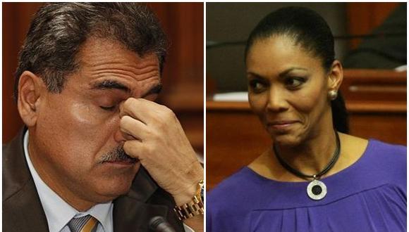 Congreso decide hoy si suspende a Gagó y Uribe