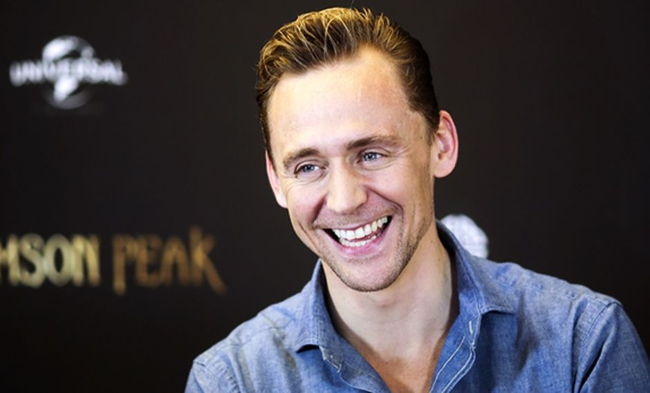 Tom Hiddleston es favorito para ser el nuevo James Bond