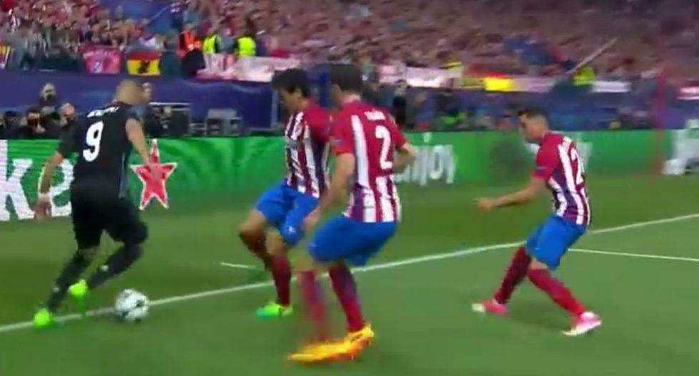CUADROxCUADRO de la jugada antológica de Benzema y gol de Isco - 11