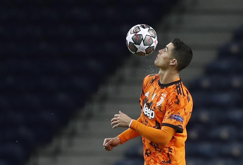 Porto enfrentó a la Juventus de Cristiano Ronaldo por la ida de los octavos de final de la Champions League