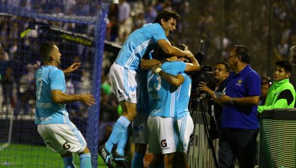 Alianza Lima sufrió una dolorosa derrota de 4-1 ante Sporting Cristal que lo deja en una incómoda situación para el duelo de vuelta el próximo domingo. (Foto: Gol Perú)