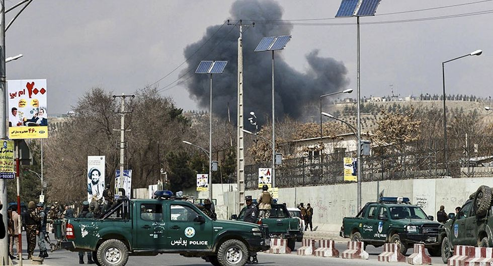 Estado Islámico desata masacre en hospital de Afganistán - 6