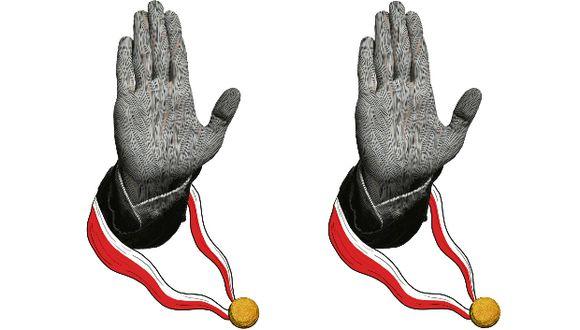 """""""Si la competencia exclusiva del Parlamento radica en determinar la existencia o no de móviles políticos, entonces es claro que no tiene atribuciones para nada más"""". (Ilustración: Giovanni Tazza)"""