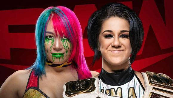 Sigue todas las incidencias de Raw este lunes 10 de agosto del 2020. (Foto: WWE)