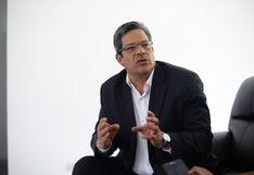 """Nuevo presidente del IPD Gustavo San Martín: """"El IPD no está en condiciones de administrar el legado de Lima 2019"""""""