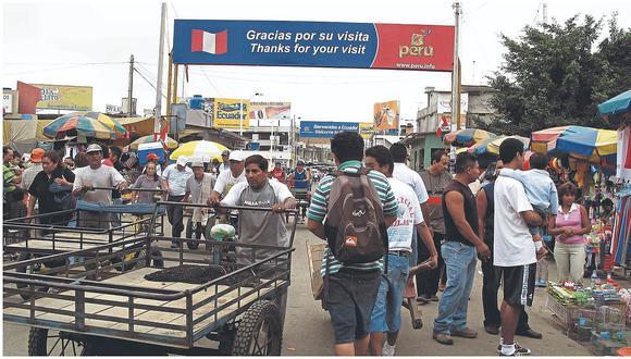 Gobierno dispuso el cierre de las fronteras. (GEC)