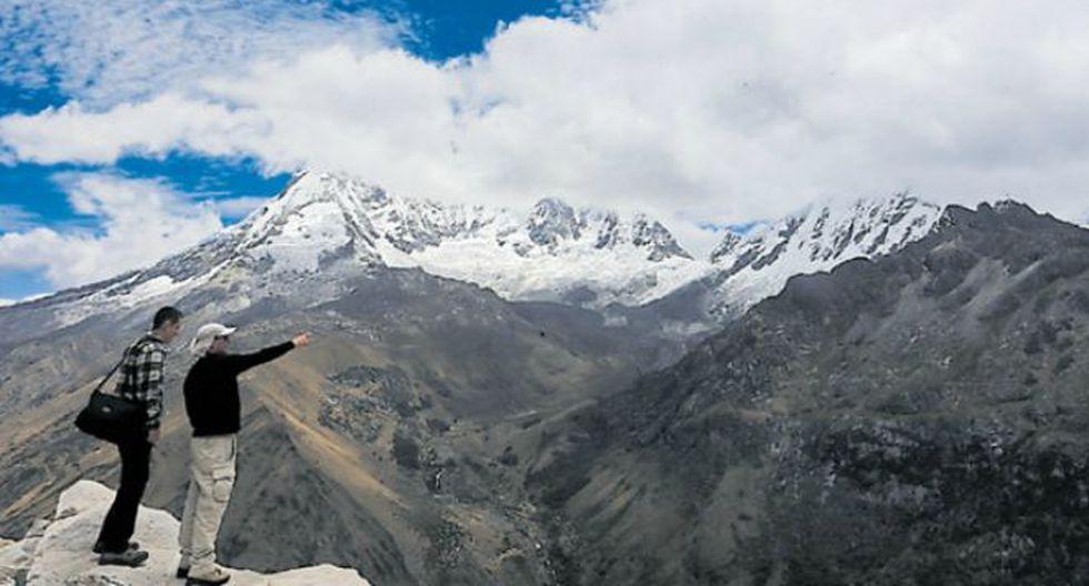 Según el Sernanp, el andinismo en el Parque Nacional Huascarán se realiza –regularmente– de madrugada. Así se evitan las malas condiciones climáticas del mediodía. (Foto: Lino Chipana/El Comercio)