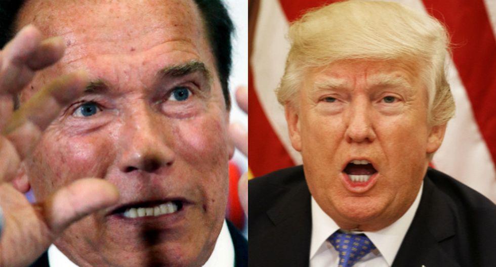 """Para Arnold Schwarzenegger, Donald Trump """"no ha hecho nada desde que se convirtió en presidente"""". (Foto: AP)"""