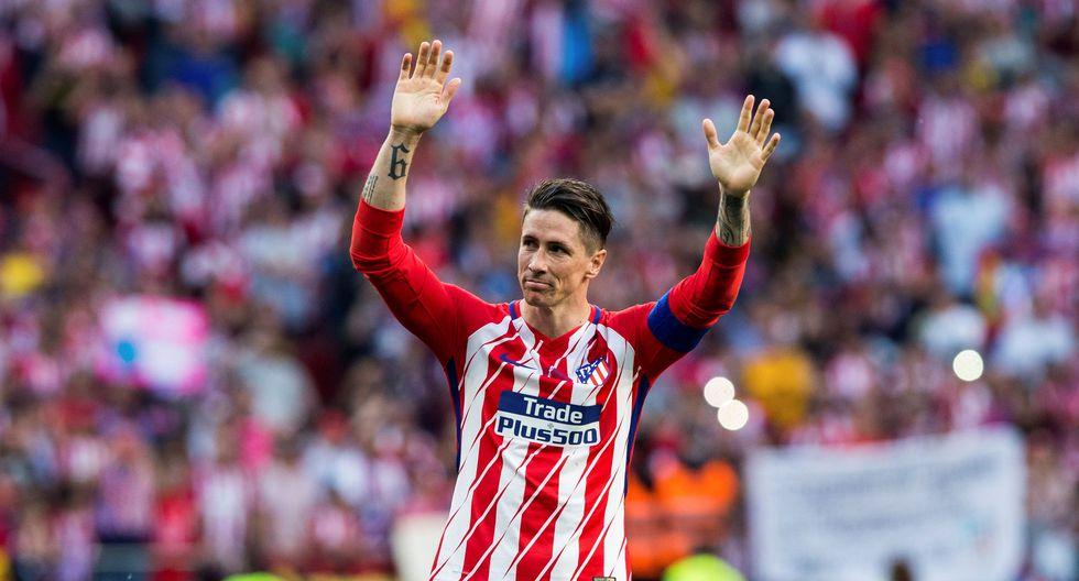Fernando Torres es un mito de la década dorada de la selección española. (Foto: EFE)