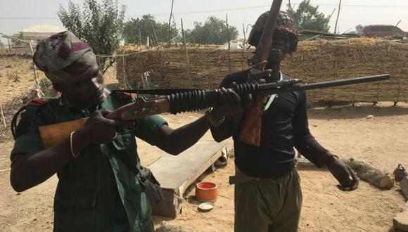 Maiduguri estuvo en el centro de la batalla contra Boko Haram durante años, pero ahora también está luchando contra una silenciosa batalla contra las drogas.