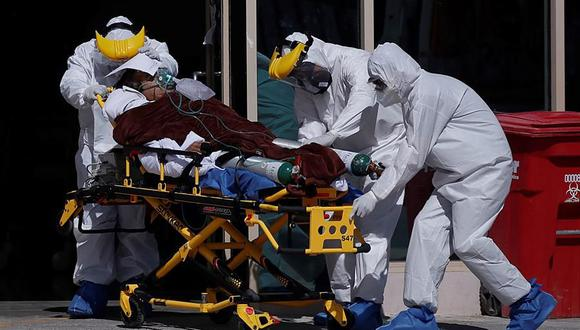 Coronavirus en México | Últimas noticias | Último minuto: reporte de infectados y muertos hoy, miércoles 24 de marzo del 2021 | Covid-19 | (Foto: EFE/Antonio Ojeda).