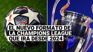 Champions League: más clubes, más partidos en el nuevo formato que debe aprobar UEFA