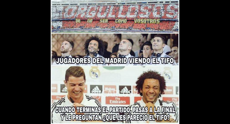 Real Madrid vs. Atlético Madrid: los memes de la semifinal - 10