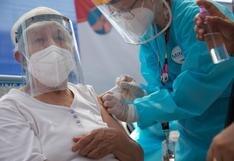 COVID-19: hoy se inicia la segunda semana de vacunación a adultos mayores de 28 distritos de Lima y Callao