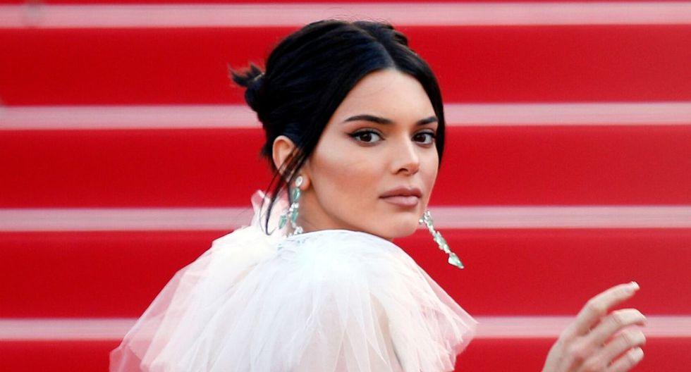 Kendall Jenner compartió unas imágenes que preocuparon a sus seguidores. (Efe)