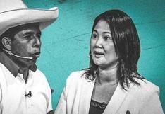 Elecciones 2021: las sumas y restas del antivoto de Keiko Fujimori y Pedro Castillo