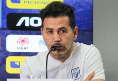"""Daniel Ahmed tras la derrota ante Mannucci: """"Esta pesadilla se termina el sábado y depende de Alianza"""""""