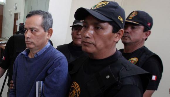Rodolfo Orellana, hoy en prisión, es investigado por encabezar una red de tráfico de terrenos y lavado de activos junto a su hermana Ludith. (Foto: El Comercio)