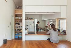 Esta casa de 50 m2 nos da grandes ideas para ahorrar espacio | FOTOS