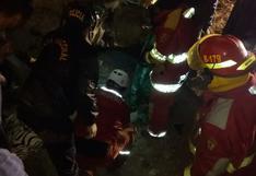 Huancavelica: caída de roca sobre una vivienda deja dos niños muertos