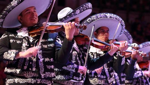 La Unesco reconoció al Mariachi como Patrimonio Inmaterial de la Humanidad (Foto: AFP)