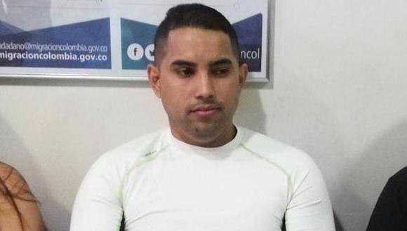 En mayo de 2020, Alejandro Emel Olivares González, del comando FAES, fue retenido en Colombia. FOTO: Archivo particular (EL TIEMPO/GDA).