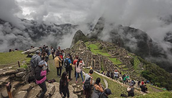 Cerca de un millón de turistas internacionales arribaron a Machu Picchu en el 2019.