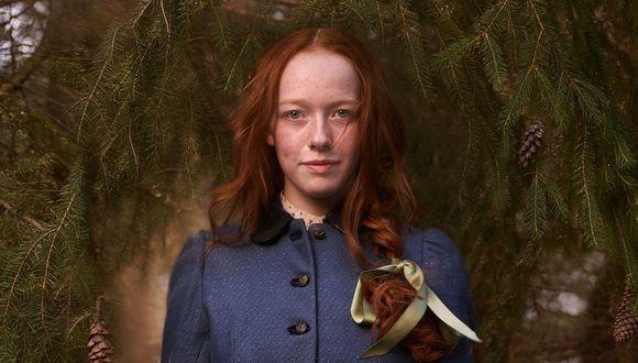 """""""Anne with an E"""" es una serie canadiense adaptada de una novela del mismo nombre (Foto: Netflix)"""