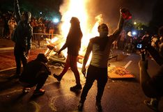 George Floyd: detienen a sujeto por llevar bombas a las protestas en Minneapolis