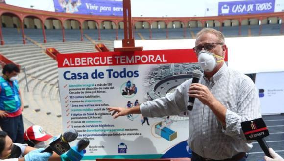 Jorge Muñoz, alcalde de Lima, y los factores detrás del incremento en su aprobación. Registra la cifra más alta de toda su gestión. (Foto: GEC)