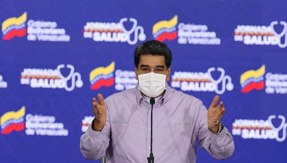 El presidente de Venezuela, Nicolás Maduro, quiere recuperar US$1.000 millones en lingotes de oro que están en el Banco de Inglaterra. (Foto: AFP).
