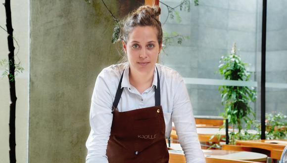 Pía León, la mejor chef del mundo según 50 Best. Foto: Diana Chavez Zarate para el Grupo El Comercio.