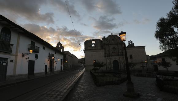 El fotógrafo de El Comercio José Luis Chávez recorrió las calles de Cajamarca desde la mañana hasta las primeras horas de la tarde. (Foto: José Luis Chávez)