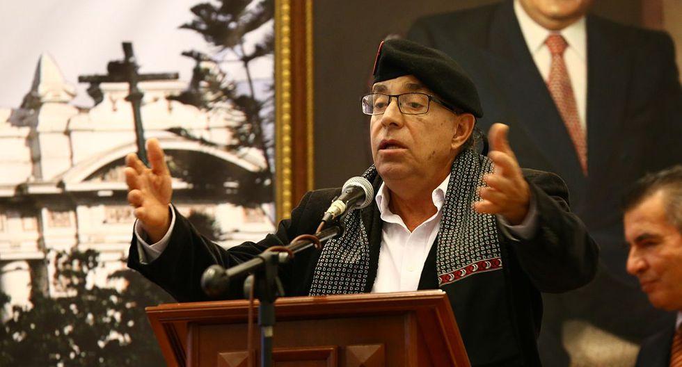 El congresista de Alianza para el Progreso, Edwin Donayre, aseguró que es inocente de los cargos que le imputan por el 'Gasolinazo'. (Foto: Congreso de la República)