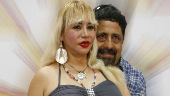 Expareja de Susy Díaz se propone recuperar su relación con la exvedette. (Foto:GEC)