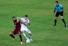 Paraguay alcanzó valioso triunfo en Venezuela por Eliminatorias Qatar 2022