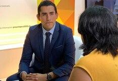 """Luis Armas: """"Creo que el error del partido es que nos hemos alejado de las necesidades de la población"""""""