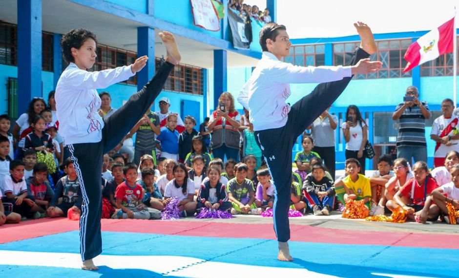 El Taekwondo Poomsae se realizará el día sábado 27 en el Polideportivo del Callao. (Lima 2019)