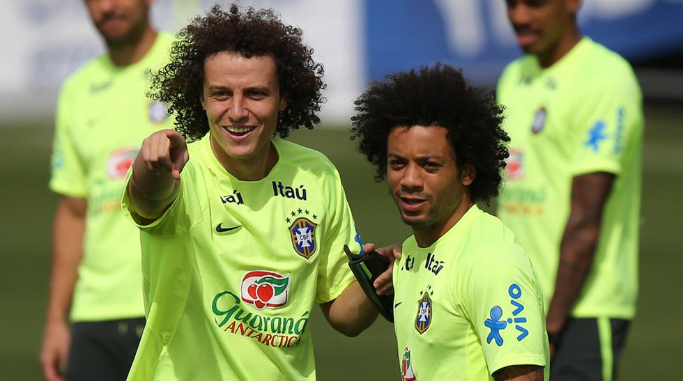 Brasil entrenó escondiendo al reemplazante de Neymar  - 1