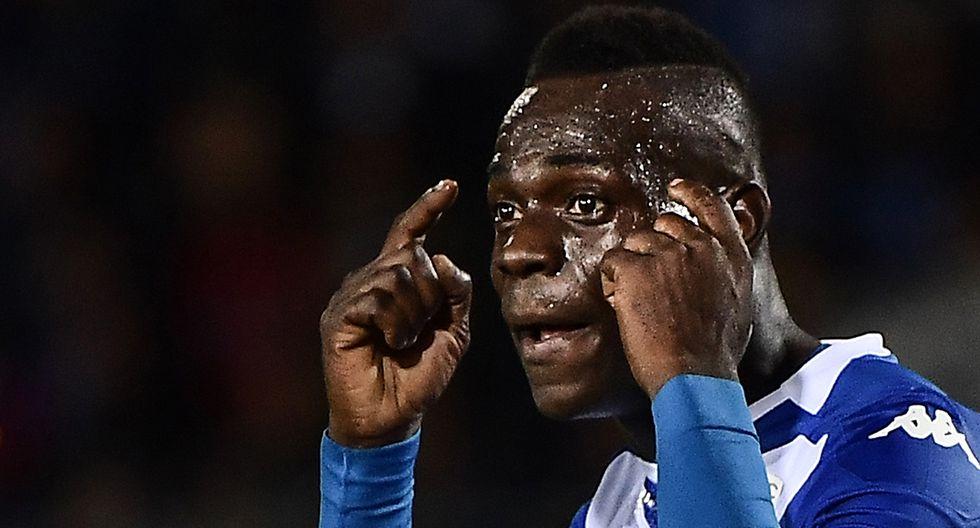 Capo ultra del Hellas Verona no se inmutó por los insultos a Balotelli. (Foto: AFP)