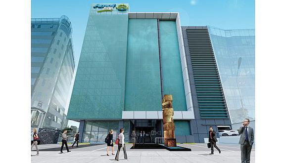 AMOF-PNP abrió puertas de su centro empresarial en Miraflores