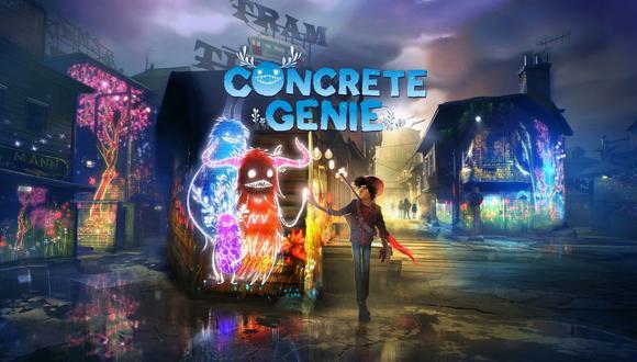 Concrete Genie es un videojuego de acción y aventuras exclusivo de PlayStation 4. (Difusión)