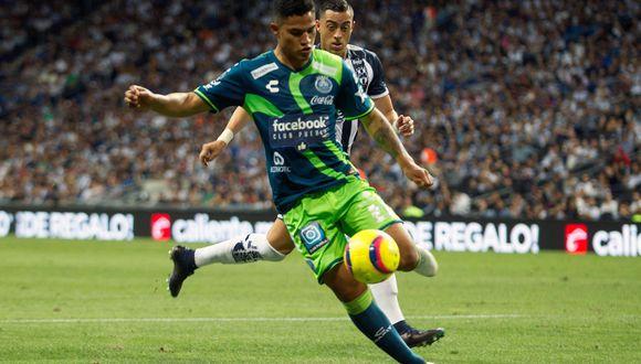 Monterrey FC se enfrenta a Puebla FC este sábado (8:00 p.m. EN VIVO ONLINE por Univisión Deportes) en el Estadio Bancomer. (Foto: AFP)