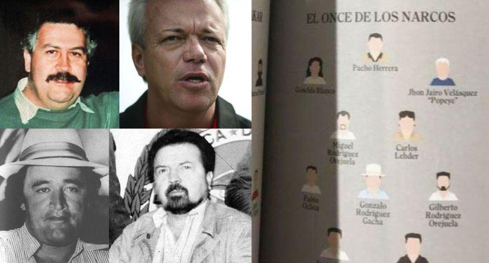 Indignación en Colombia por artículo de revista española 'el once de los narcos'. (Foto: Agencias / El Tiempo GDA)